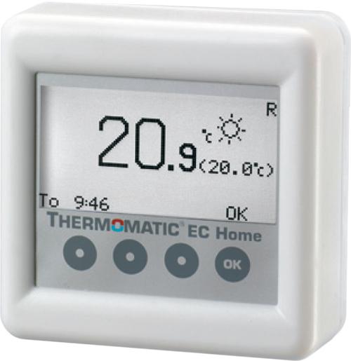 Контроллер отопления, комнатный термостат